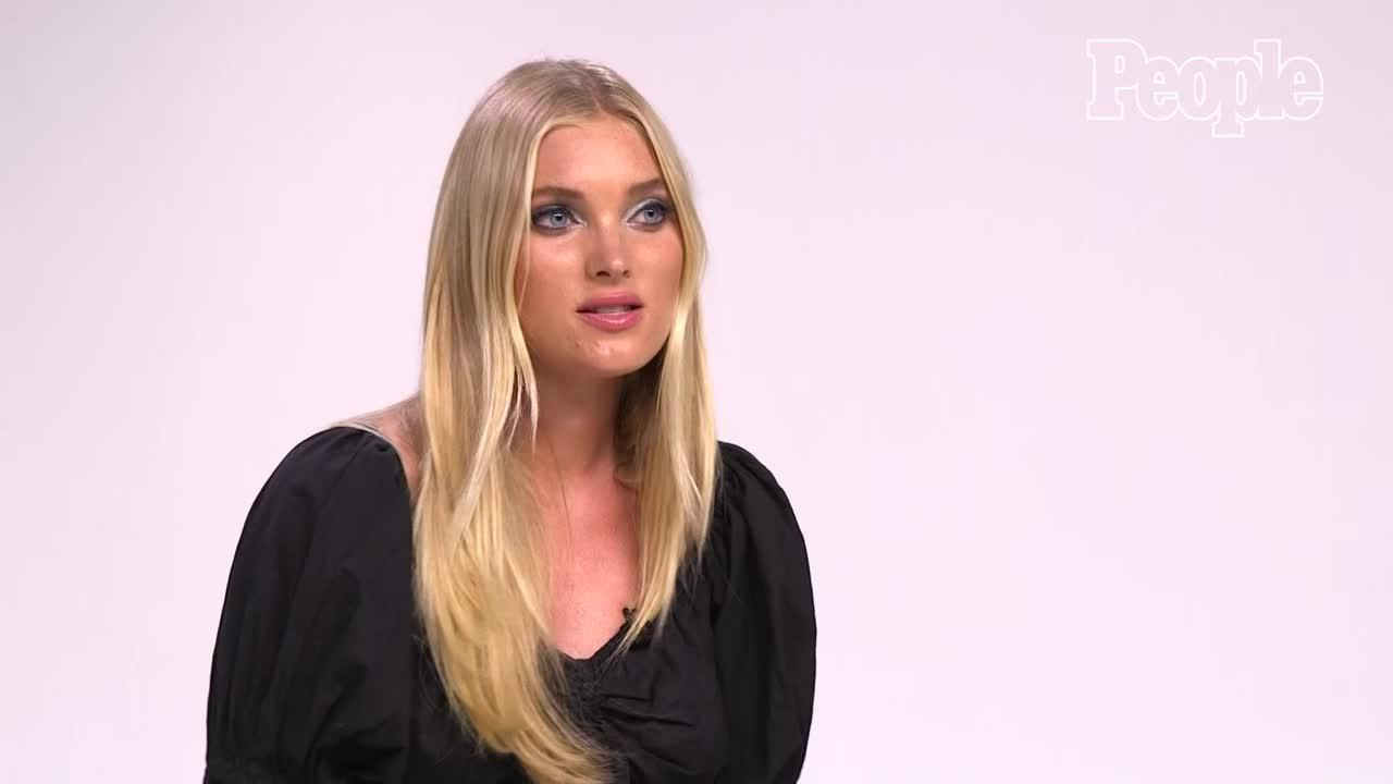 Victoria's Secret Model Elsa Hosk: 'I Love Being Naked'