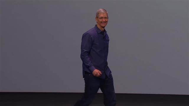 Apple CEO Tim Cook Sells $36 Million in Stock