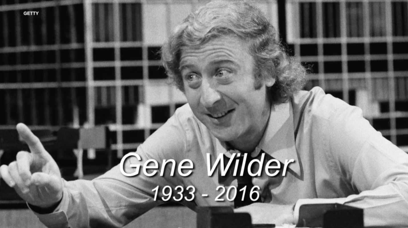 Gene Wilder's iconic movie lines