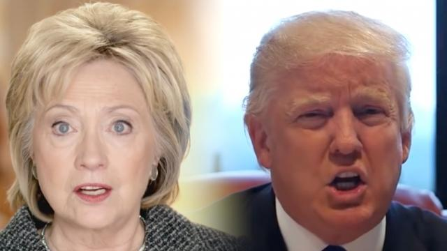 Donald Trump, Hillary Clinton Both Unfavorable With Voters