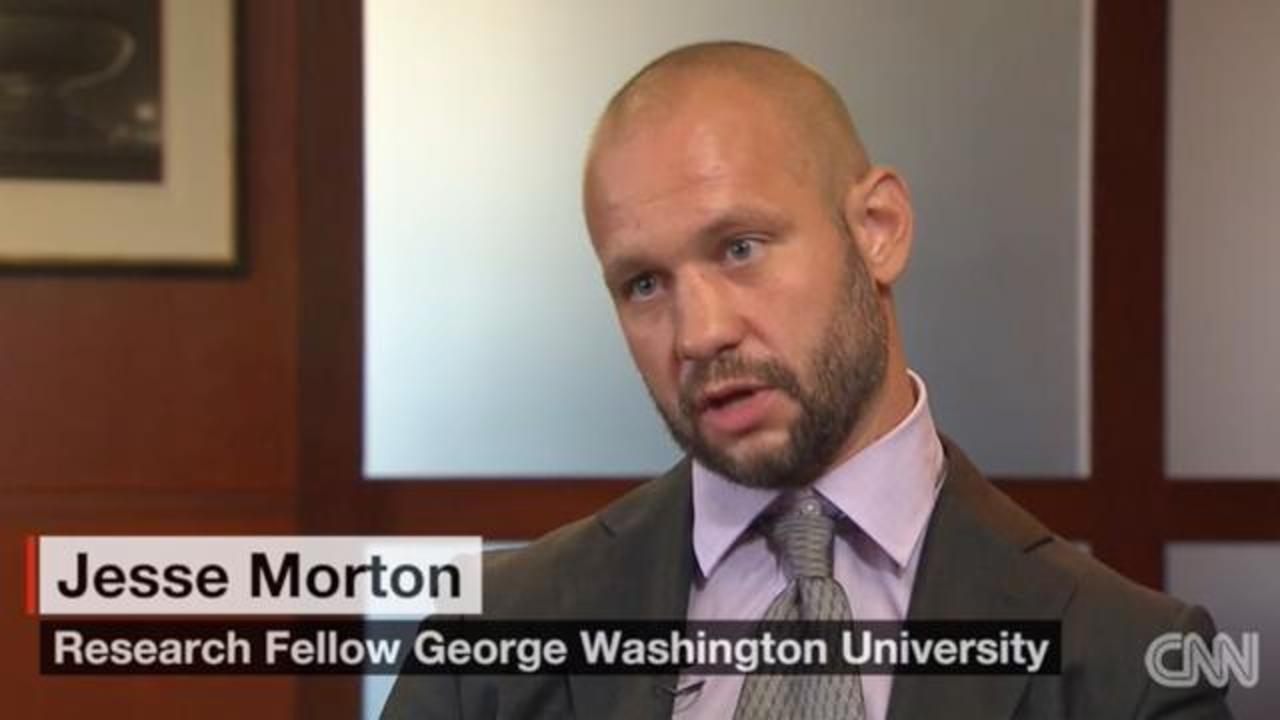 George Washington University Hires Former Muslim Extremist