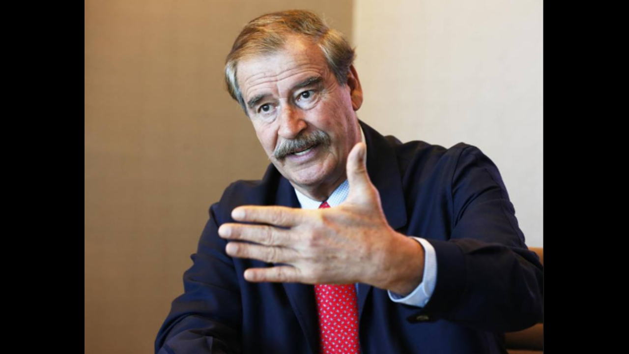 Former Mexican President Is Very Against Trump Visiting Mexico