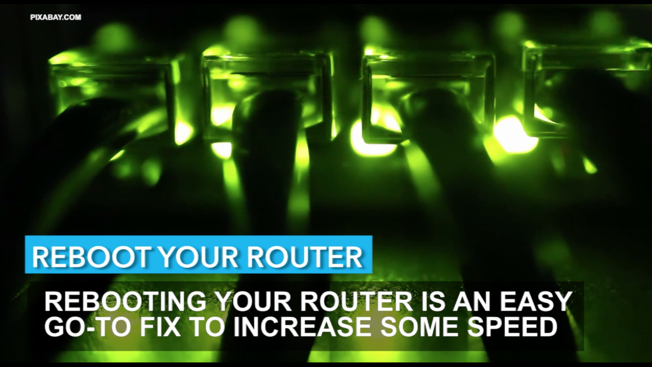 5 tricks to speed up your home wi-fi