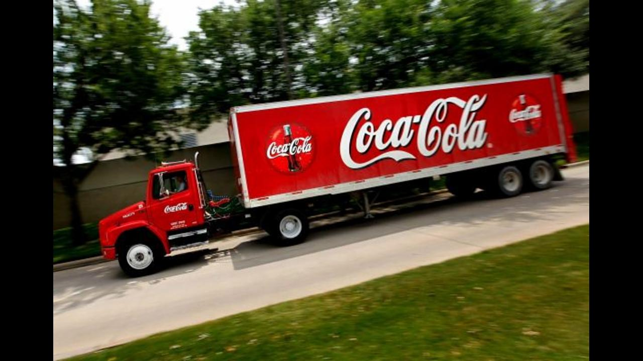 Huge cocaine shipment discovered at Coca-Cola factory
