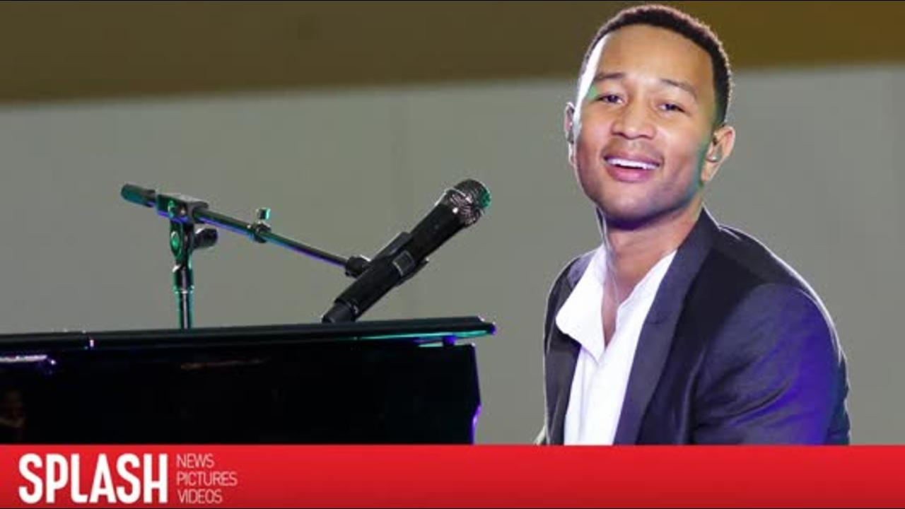 John Legend Supports Colin Kaepernick, Calls National Anthem 'Weak'