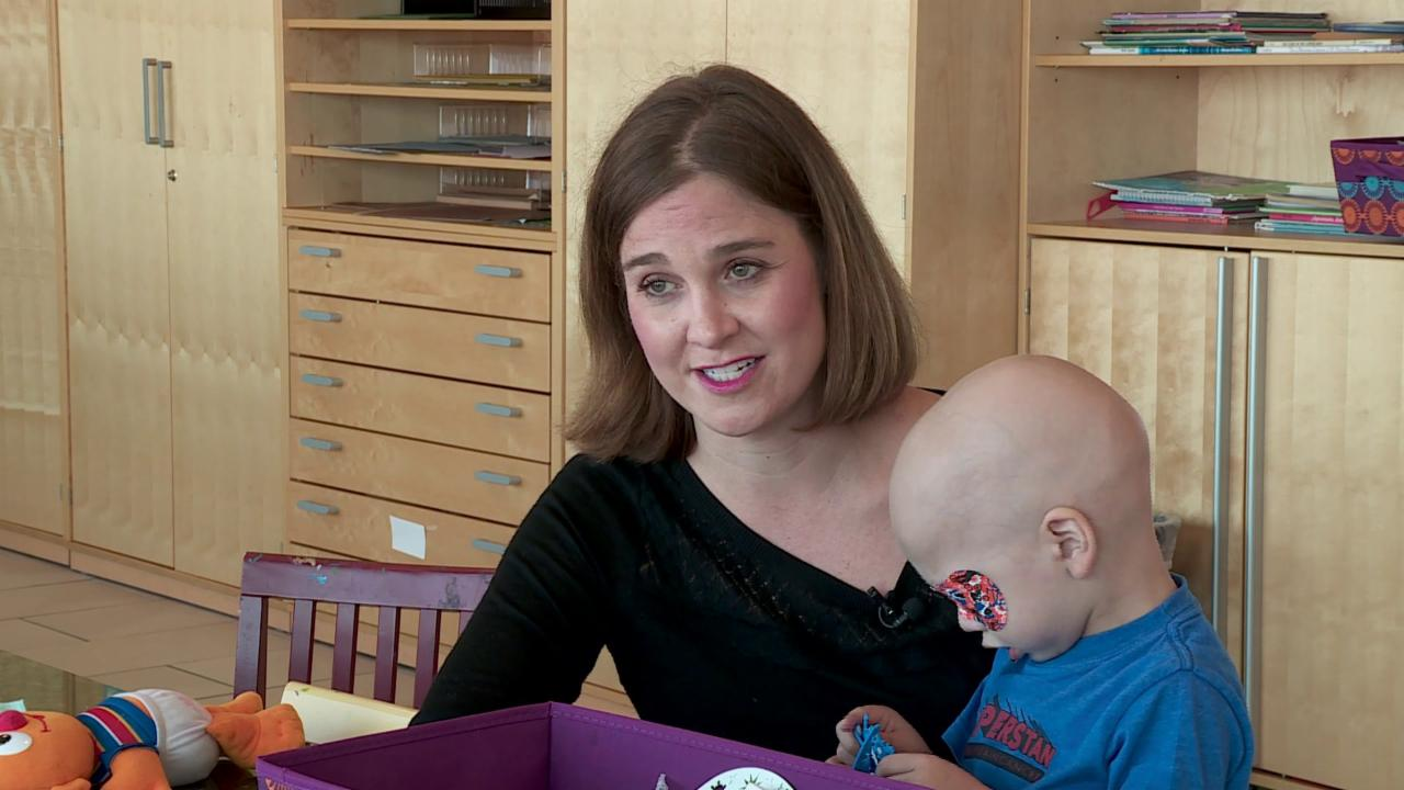 Mother's Persistence Leads Doctors to Discover Toddler's Brain Tumor