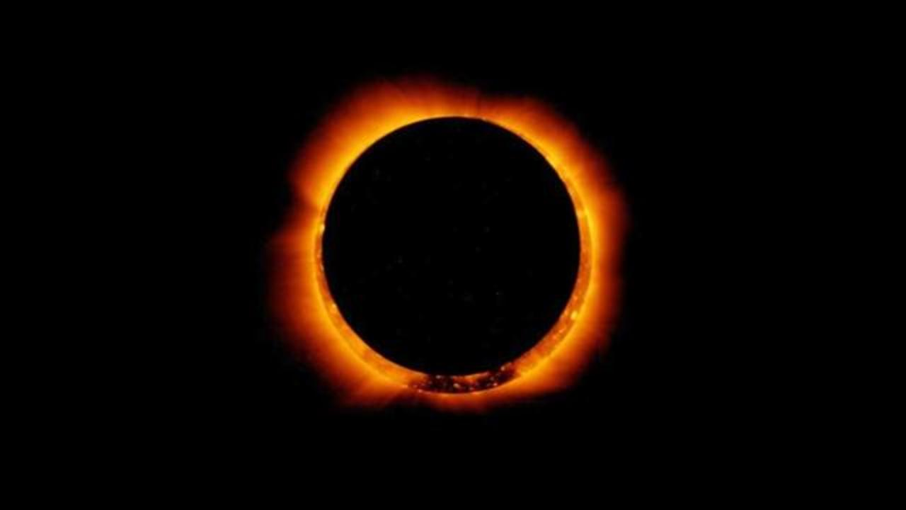 Rare 'Ring Of Fire' Solar Eclipse To Grace African Skies