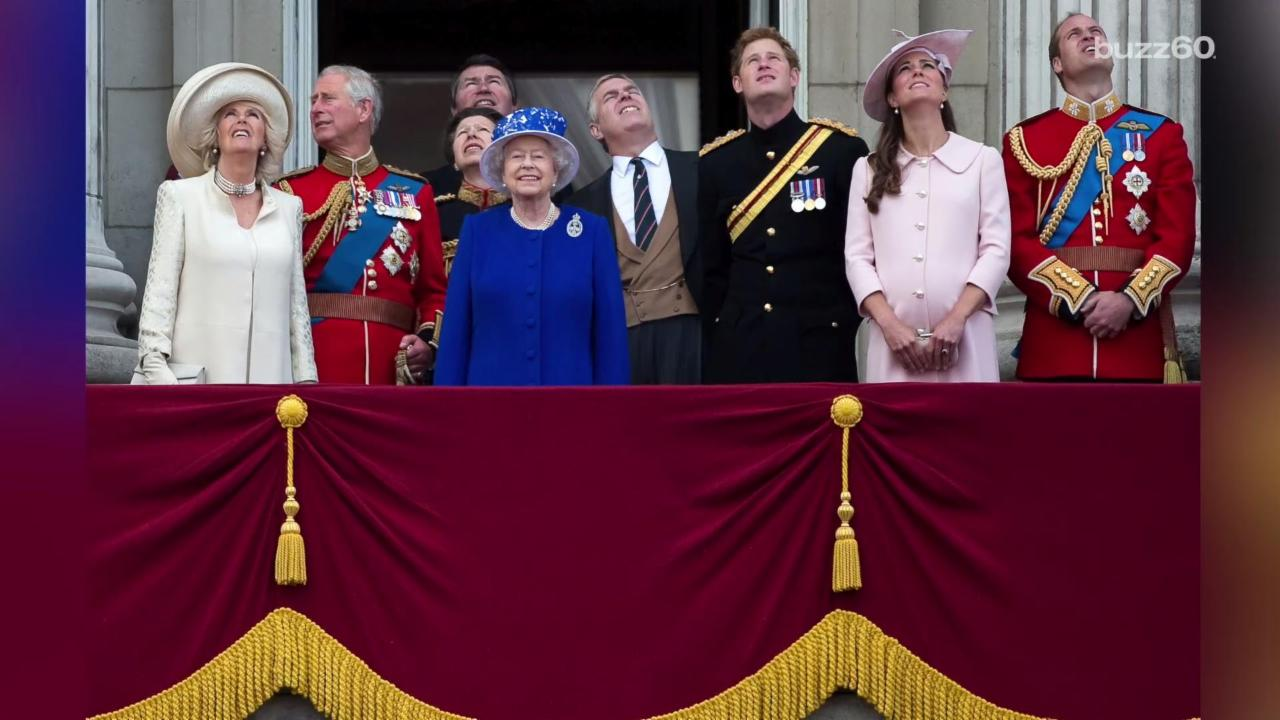 Here's Your Chance to Live at Buckingham Palace