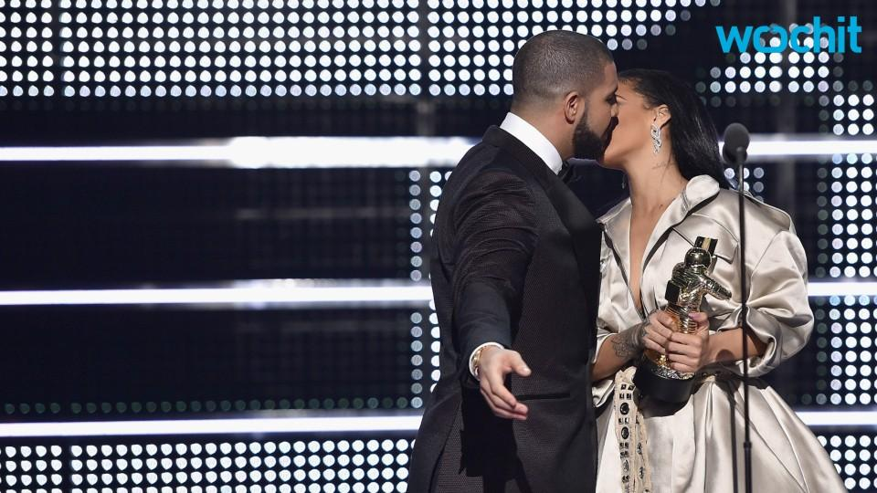 Drake and Rihanna Can't Get Enough of Each Other