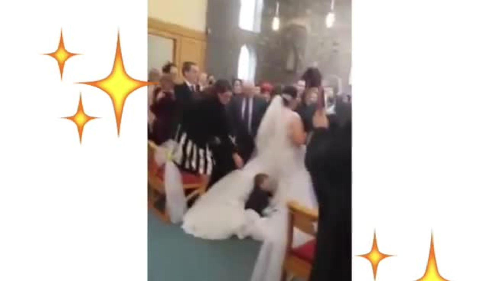 Hilarious Wedding Day Bloopers: Part 2