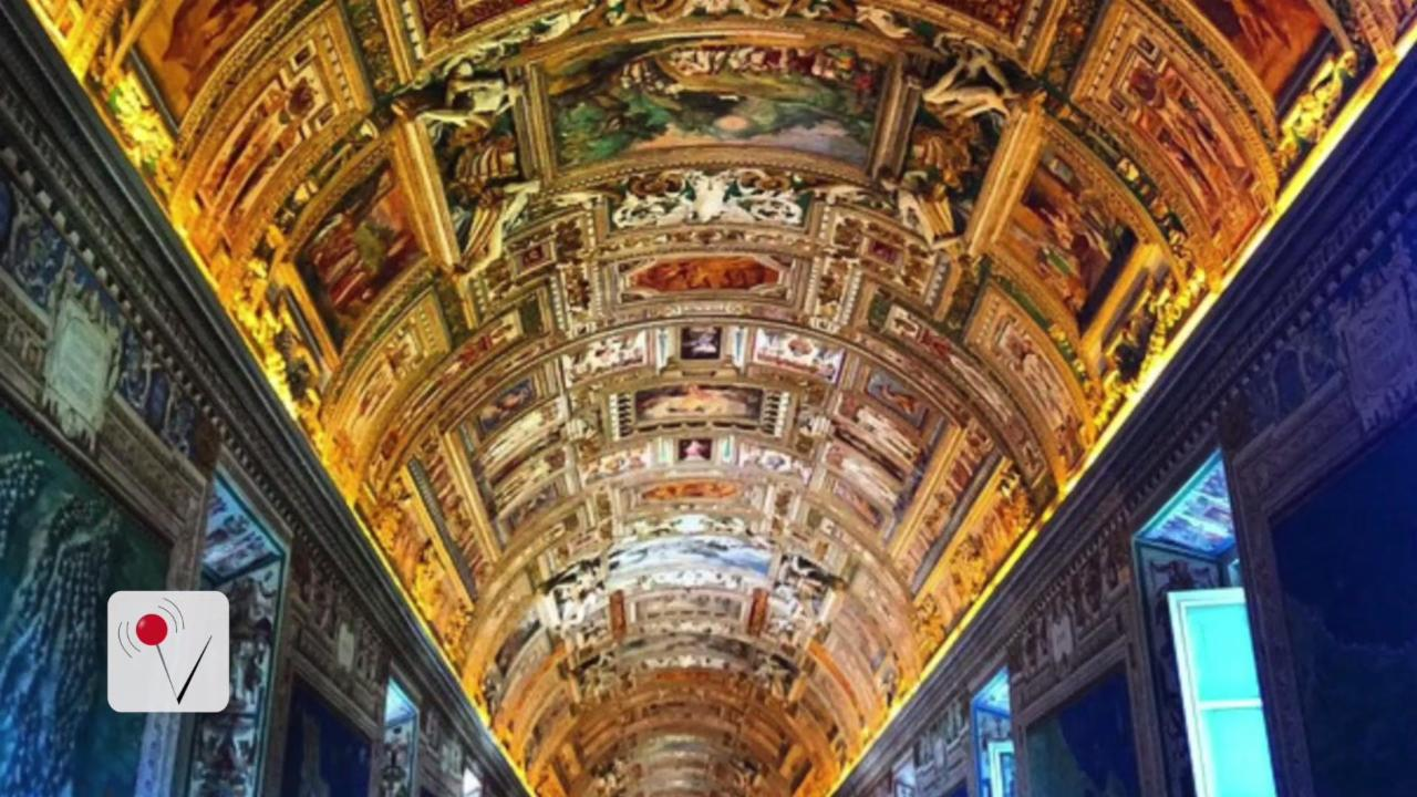 What Michelangelo Secretly Painted On The Sistine Chapel