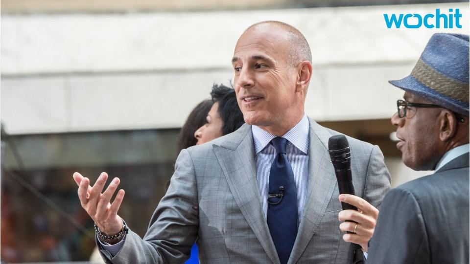 Joint Candidate Event To Be Moderated By Matt Lauer