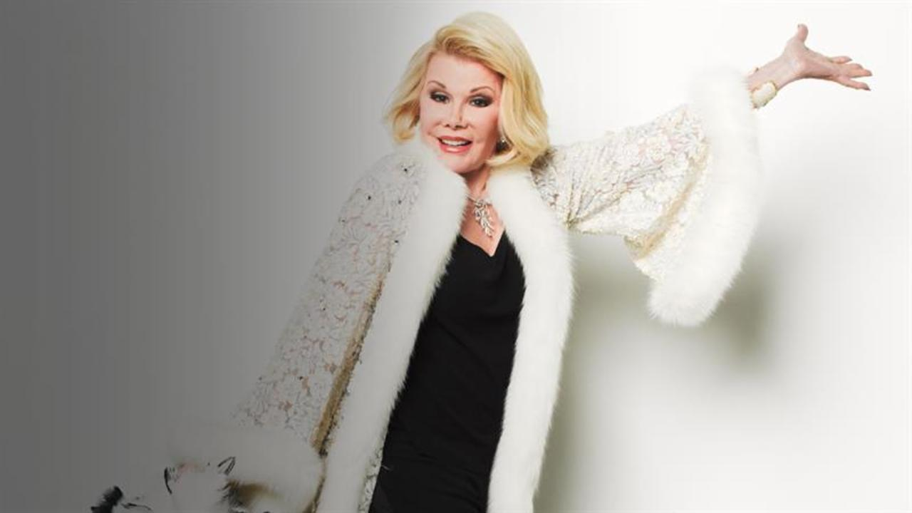 Remembering Joan Rivers' Life Lessons