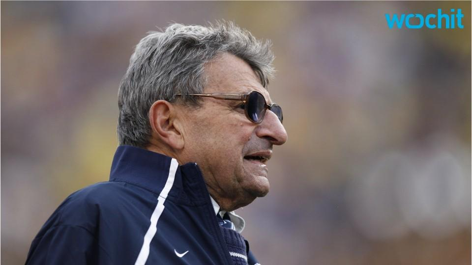 5 Years After Sexual Assault Scandal Penn State Honors Former Coach