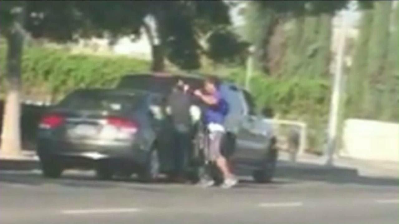 Woman Captures Violent Road Rage Attack on Camera