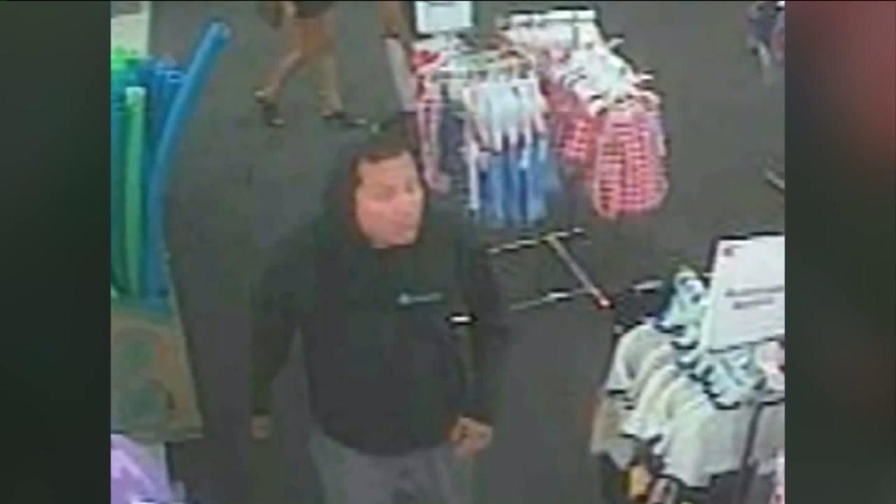 Child Sexually Assaulted at California Kmart