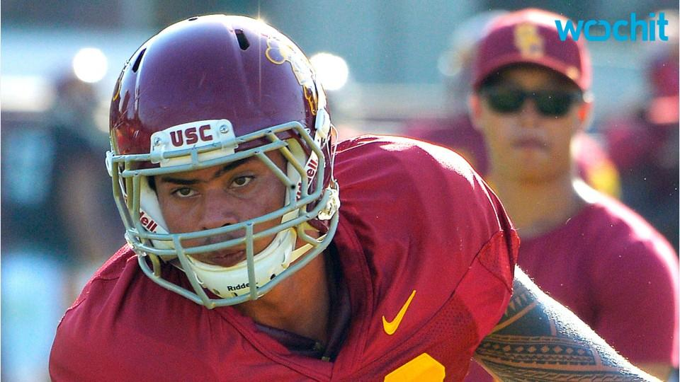 USC Football Player Being Investigated For Rape