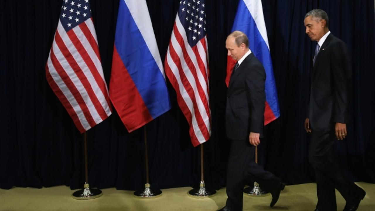 Obama and Putin Fail to Negotiate Ceasefire in Syria