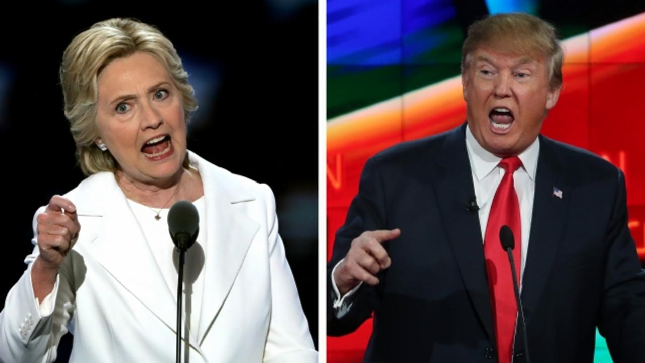 Poll: Clinton Still Has Advantage Over Trump