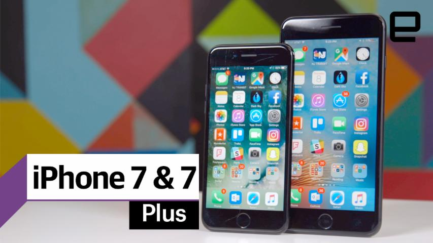 Apple iPhone 7 and 7 Plus review