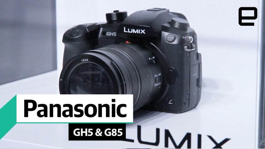 Panasonic GH5 and G85 first look