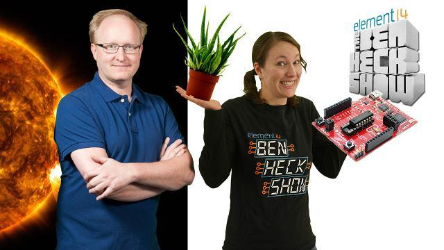 The Ben Heck Show - Episode 256 - Ben Heck's TI Launchpad Plant Booster