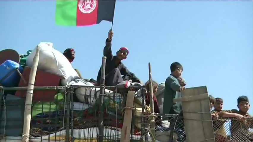 Political tensions squeeze Afghans in Pakistan