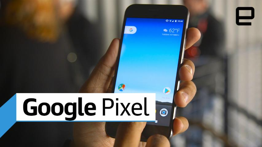 Google Pixel: Hands-on