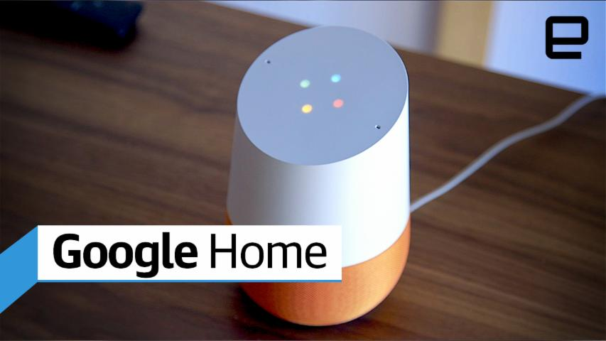 Google Home: Hands on