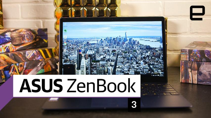 ASUS ZenBook 3 Review