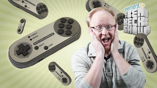 The Ben Heck Show - Episode 260 - Ben Heck's Multi-System Retro Controller