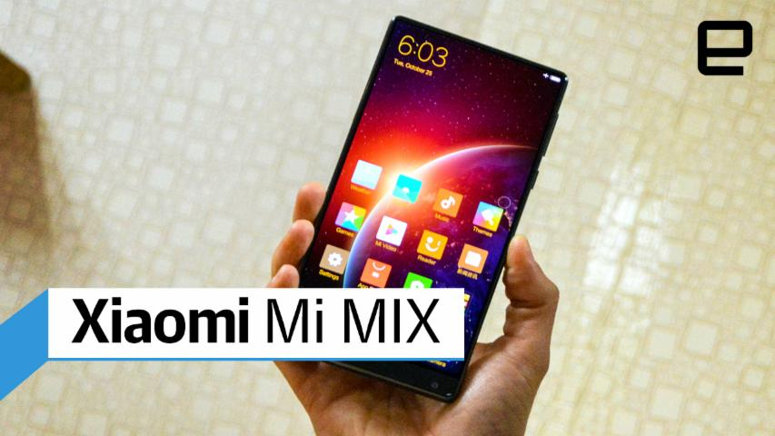 Xiaomi Mi MIX: Hands-On