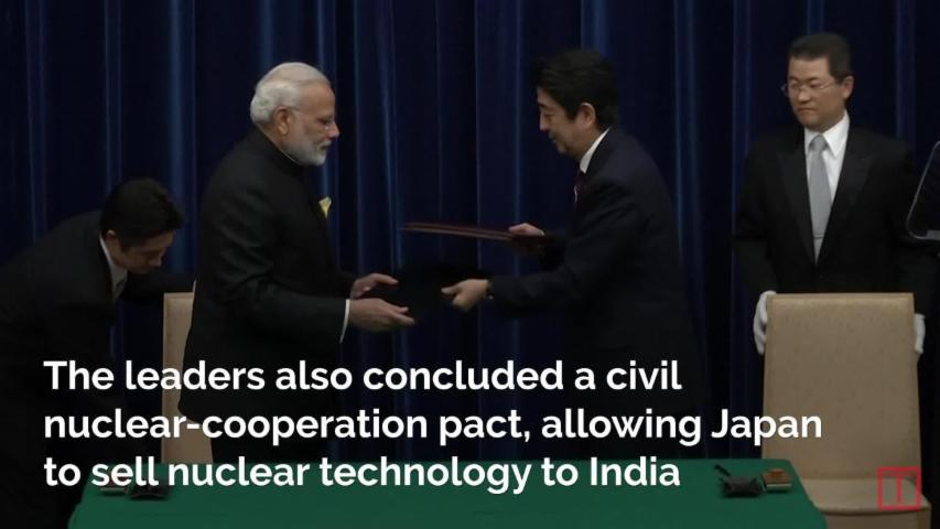 What to Know About Indian Prime Minister Narendra Modi's Visit to Japan