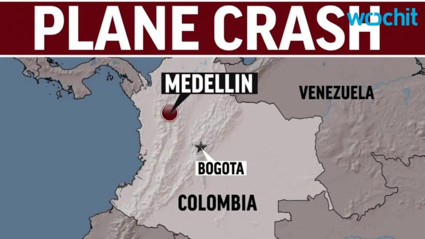 Plane carrying Brazilian soccer team crashes in Colombia