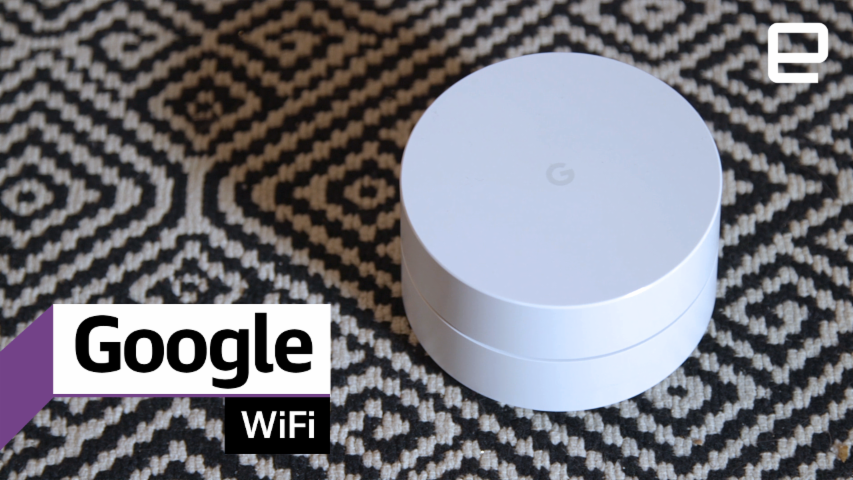 Google WiFi: review