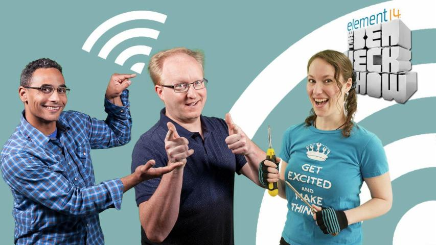 The Ben Heck Show - Episode 267 - Ben Heck's Essentials Series: Wireless Communications