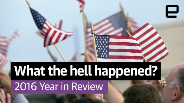 The American People: 2016 Year in Review