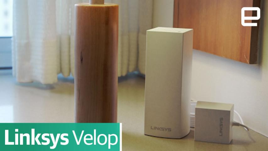 Linksys Velop : First Look