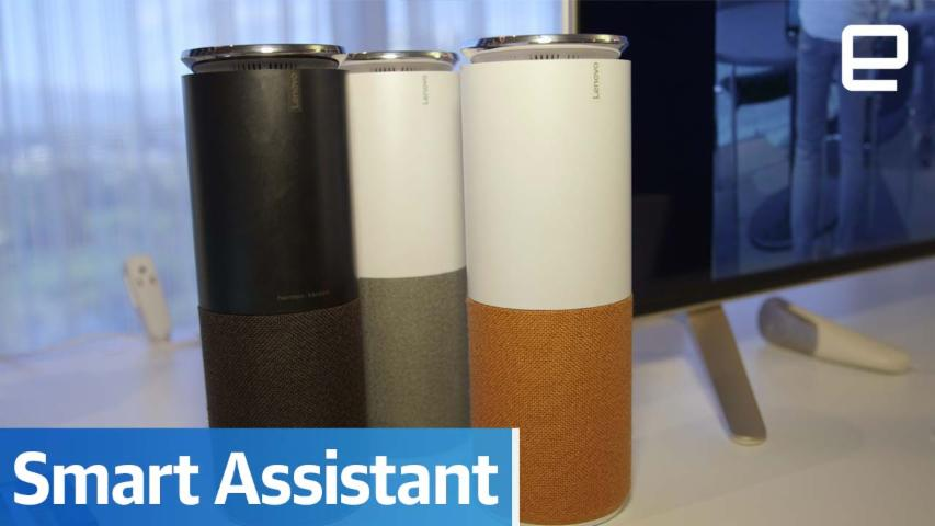 Lenovo Smart Assistant: Hands On