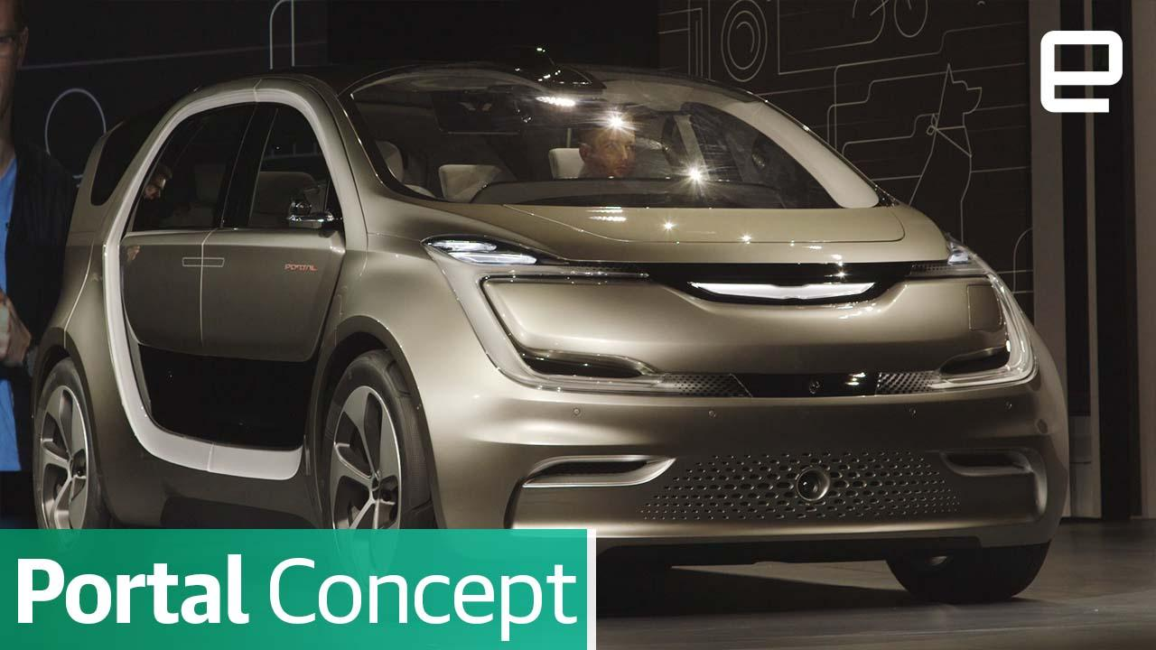 Chrysler Portal concept: First look