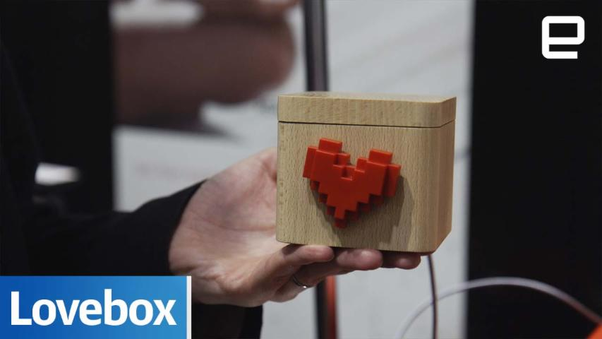 Lovebox: Hands-on