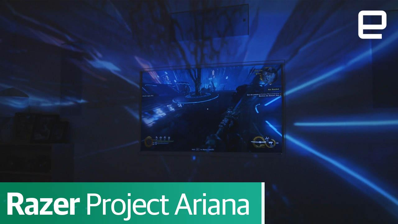 Razer Project Ariana First Look