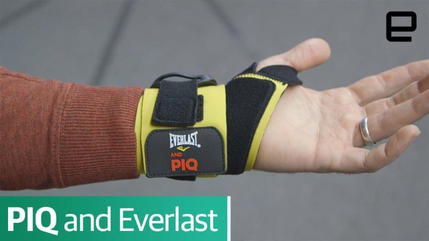 PIQ and Everlast: First Look