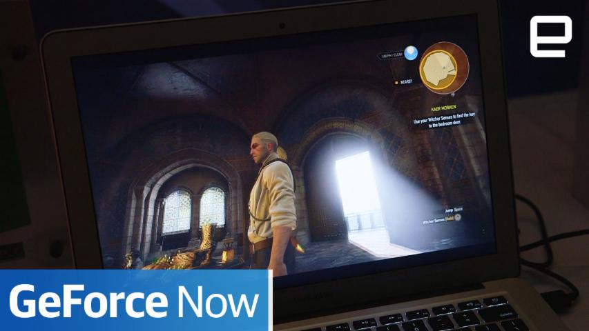 GeForce Now: Hands-on