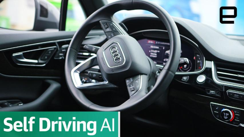 Audi Self Driving AI