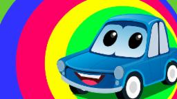 Zeek And Friends | Color Song | Learn colors With Cars Cartoon