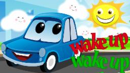 Zeek And Friends | Morning Song | Wake Up | Car Songs And Rhymes For Kids