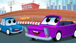 Zeek And Friends | Rig a Jig Jig | Nursery Rhymes | Car Songs
