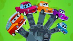 Zeek And Friends | We Are The Finger Family | Car Rhymes For Children | Car Songs