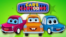 Meet The Cars Of Cars Cartoon | Car Song And Car Rhy...